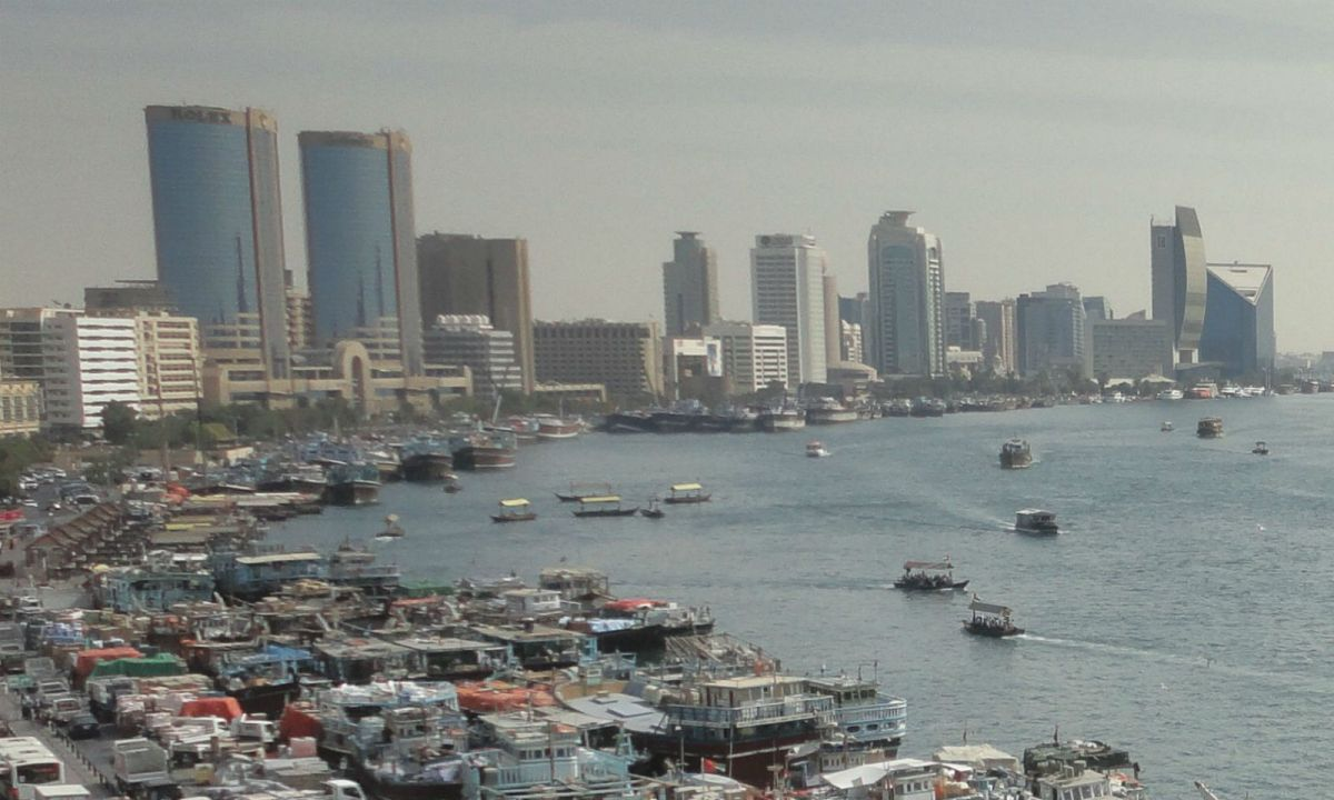 Dubai in the UAE, where it is illegal to have sex out of wedlock. Photo: Wikimedia Commons