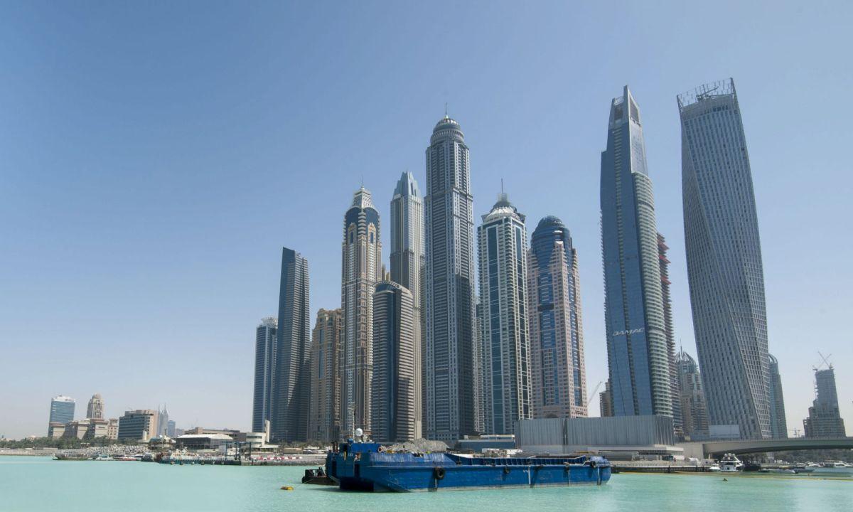 Dubai, UAE. Photo: Wikimedia Commons