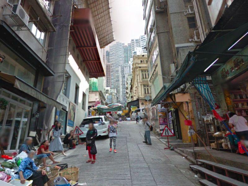 Central on Hong Kong Island. Photo: Google Maps