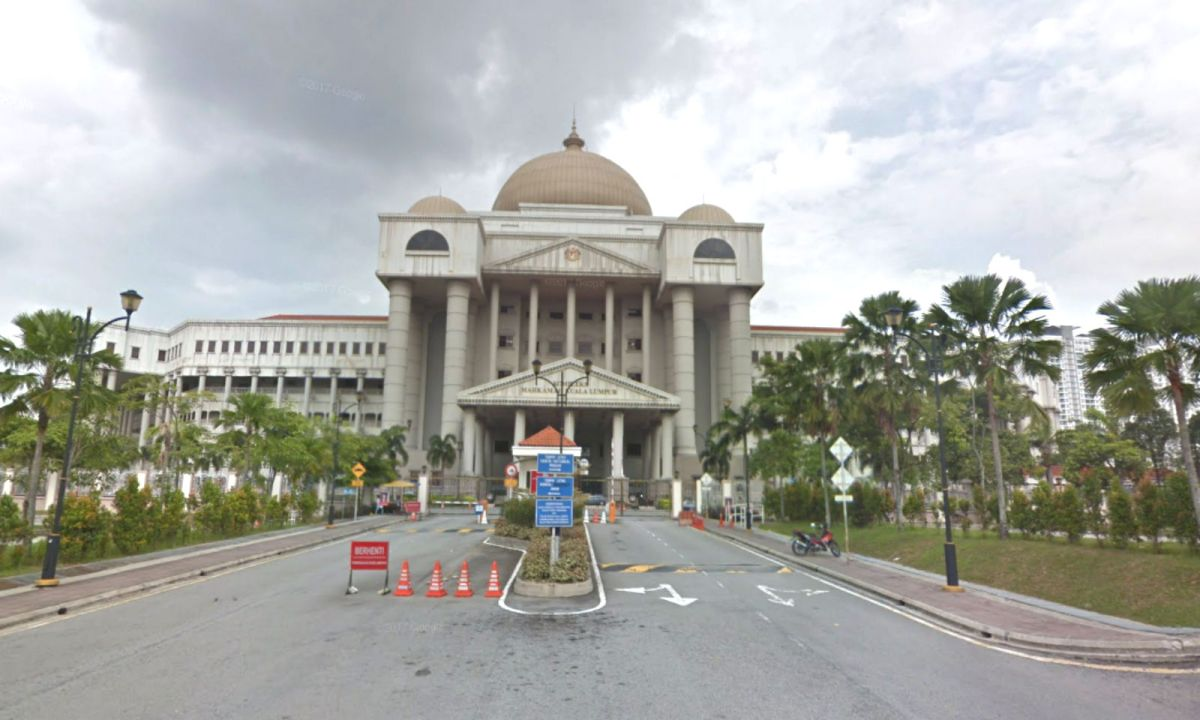 Kuala Lumpur High Court in Malaysia. Photo: Google Maps