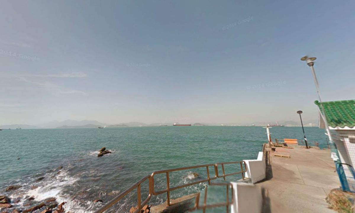 Lamma Island, Hong Kong Photo: Google Maps
