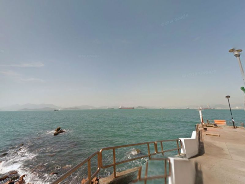 Lamma Island, Hong Kong Photo: Google Maps