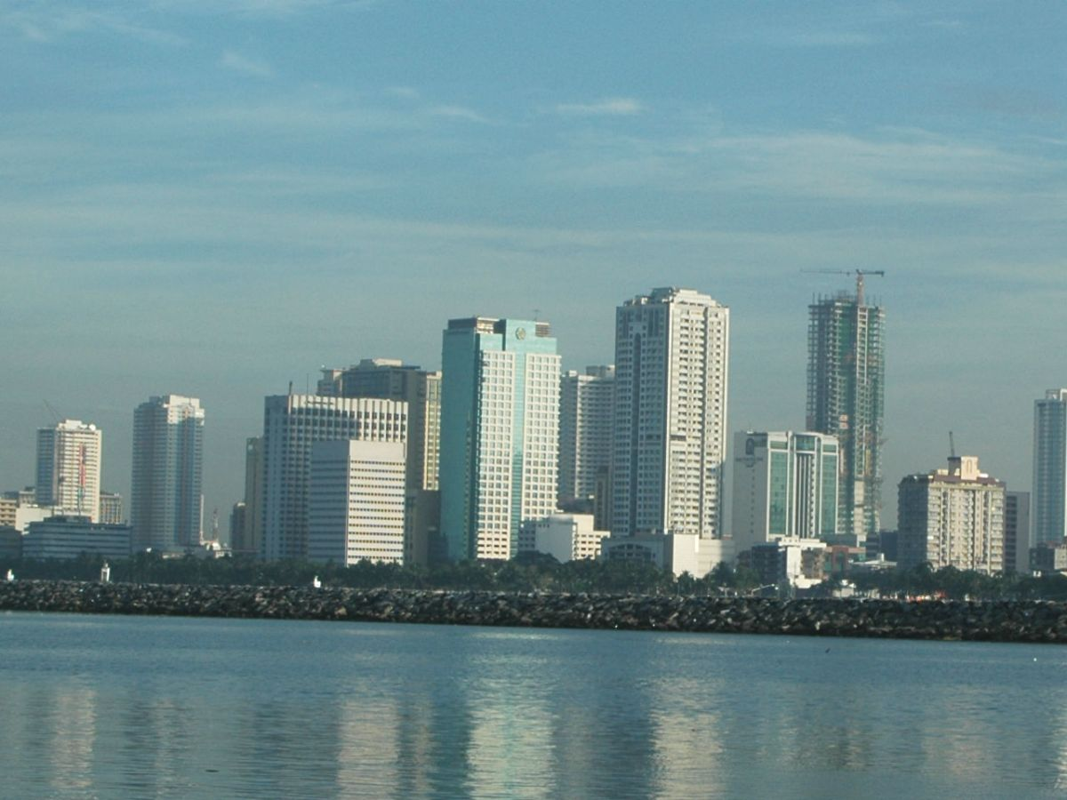 Manila, the capital of the Philippines. Photo: Wikimedia Commons