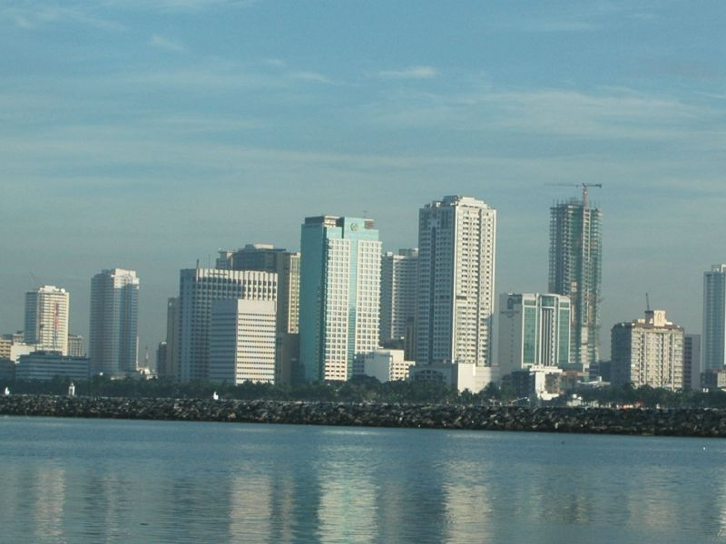 Manila, the capital of the Philippines. Photo: Wikimedia Commons