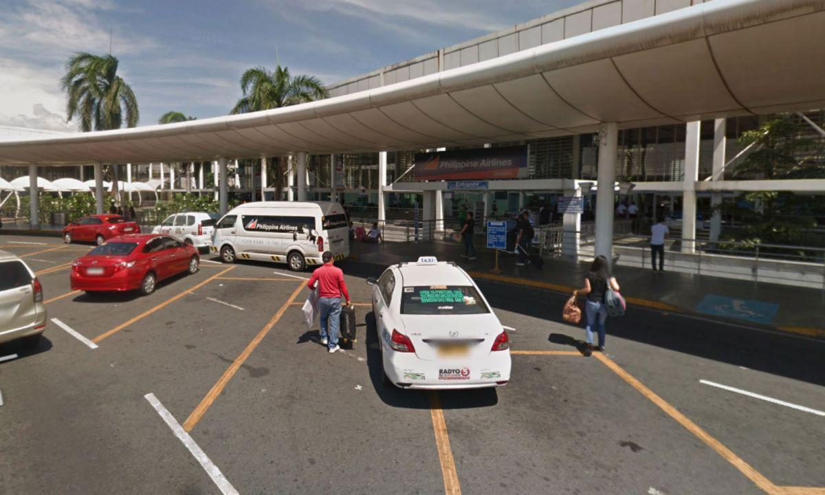 Ninoy Aquino International Airport Terminal 2 in Manila where the plane was delayed. Photo: Google Maps