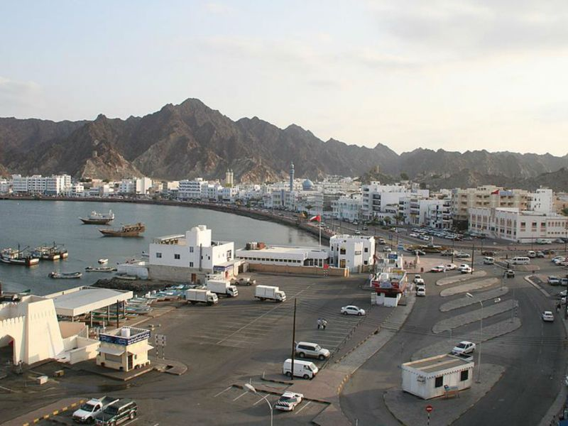 Muscat, capital of Oman. Photo: Wikimedia Commons