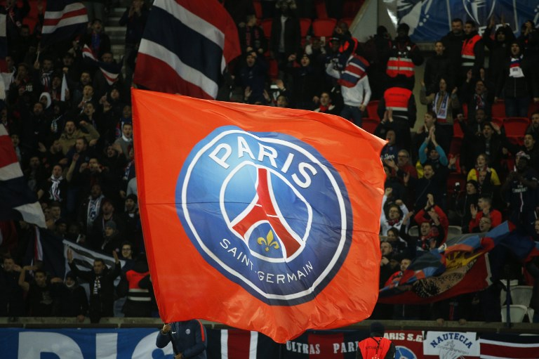 Qatar-owned PSG released a statement announcing the crypto deal on Tuesday and, while it did not reveal the length of the agreement or how much money they will make from it, a source told AFP they expected it to be worth 'several million euros.' Photo: AFP
