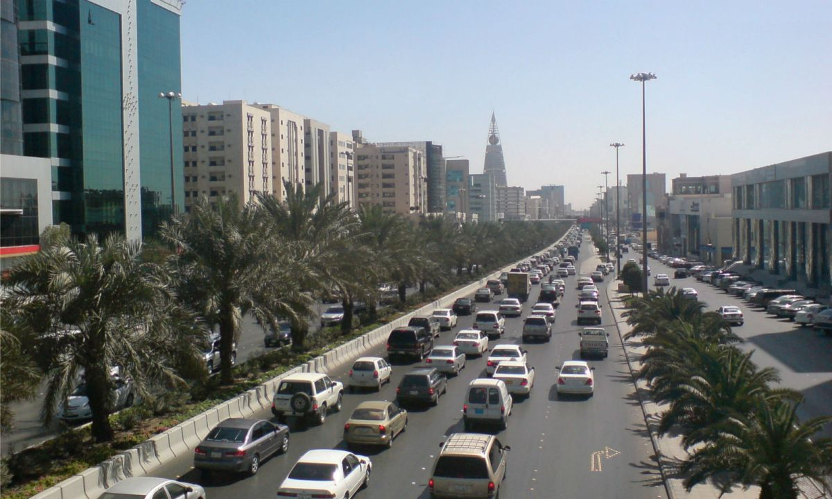 Riyadh, the capital of Saudi Arabia. Photo: Wikimedia Commons