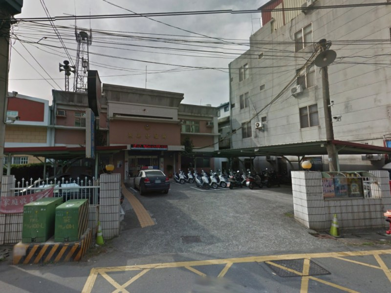 Yanchao Precinct of the Kaohsiung City Government Police Bureau, Taiwan. Photo: Google Maps