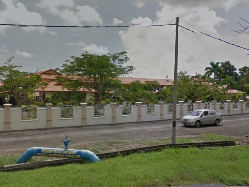 Royal Malaysian Customs Department, Kangar, Malaysia. Photo: Google Maps