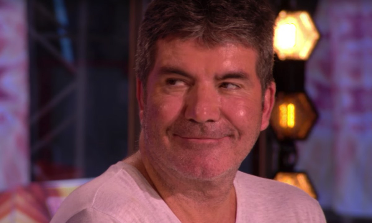 Simon Cowell. Photo: The X Factor UK@Youtube.