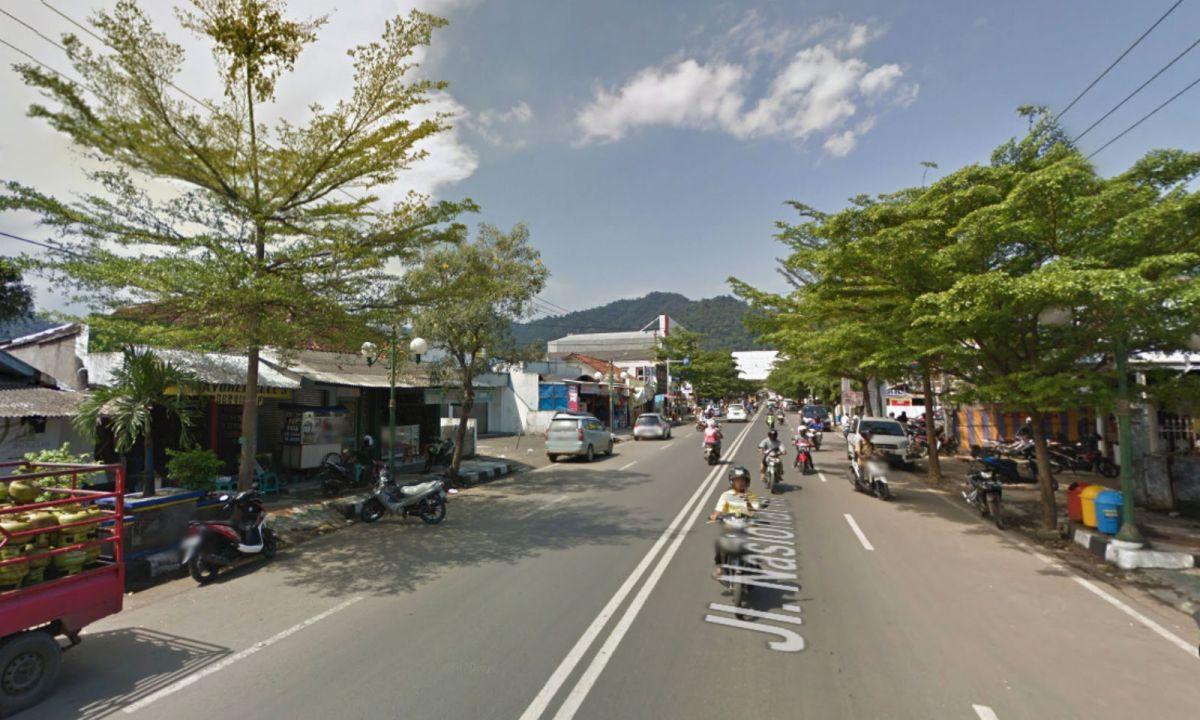 Pelabuhan Ratu in Sukabumi, West Java, Indonesia. Photo: Google Maps