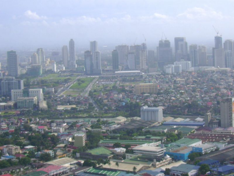 Taguig City in the Philippines. Photo: Wikimedia Commons