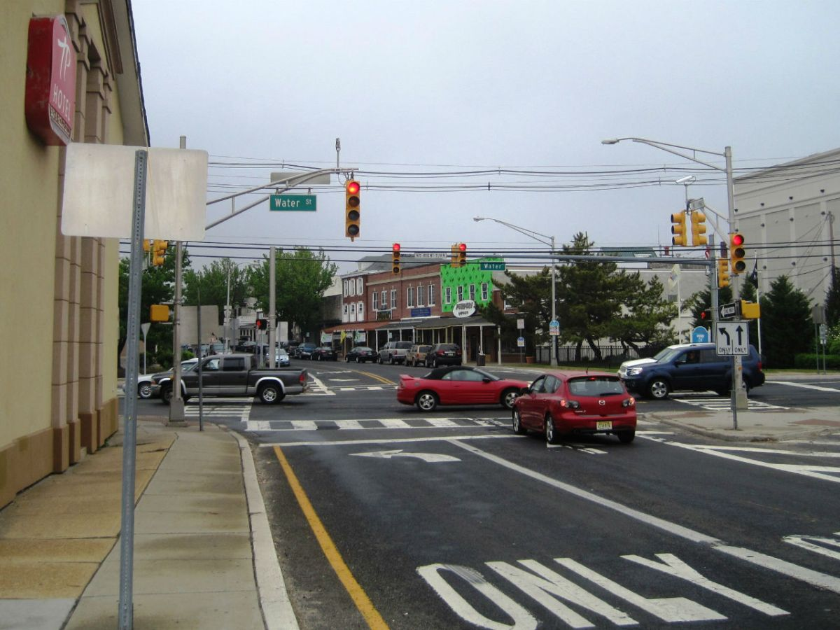 Toms River in New Jersey in the United States. Photo: Wikimedia Commons