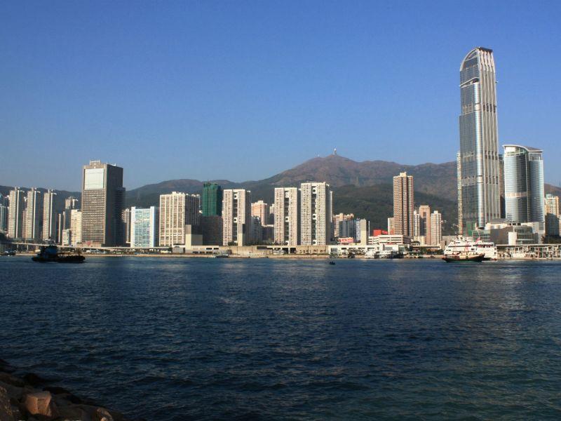 Tsuen Wan, Hong Kong. Photo: Wikimedia Commons