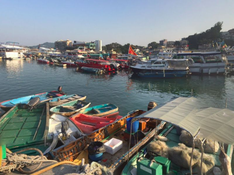 Sai Kung in the New Territories where the man's body was found. Photo: Google Maps