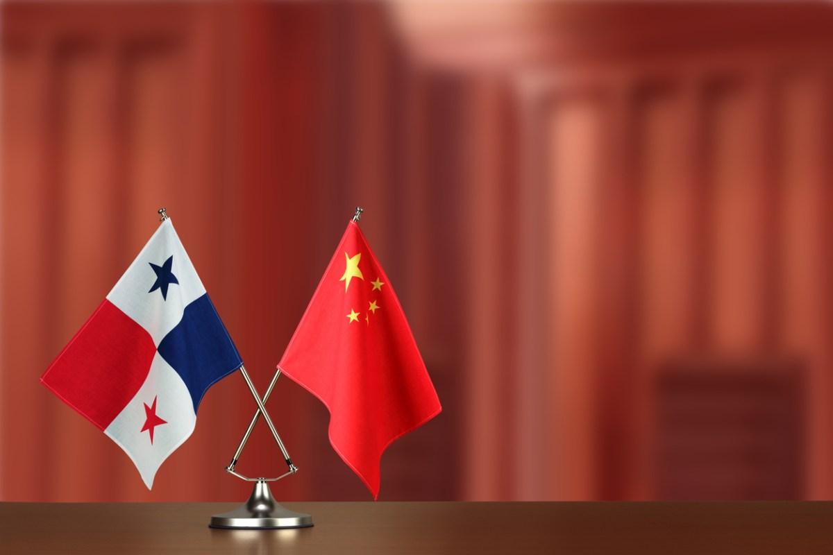 Panama and China have established formal diplomatic ties. Image: iStock