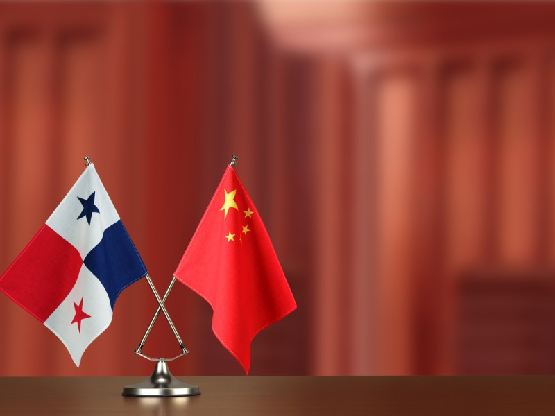 Panama and China have established formal diplomatic ties. Image: iStock