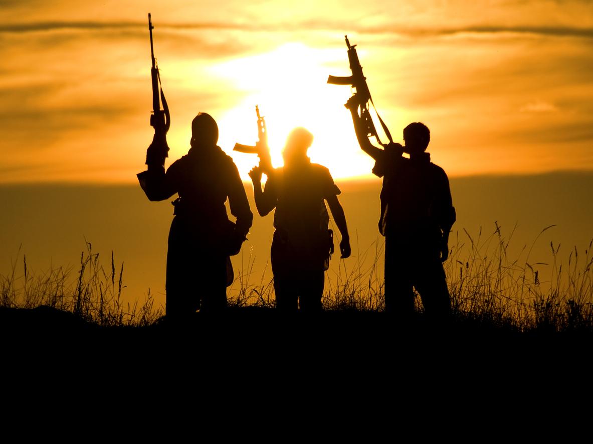 Terrorists, Photo: iStock