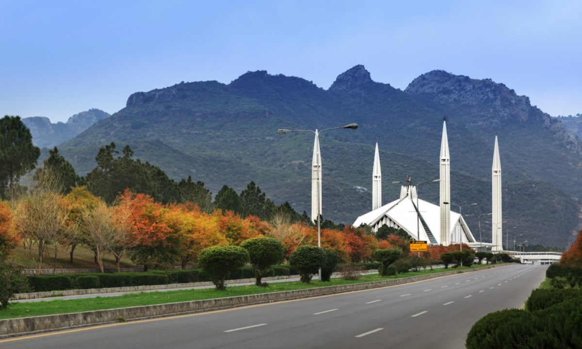 Islamabad, Pakistan. Photo by iStock.