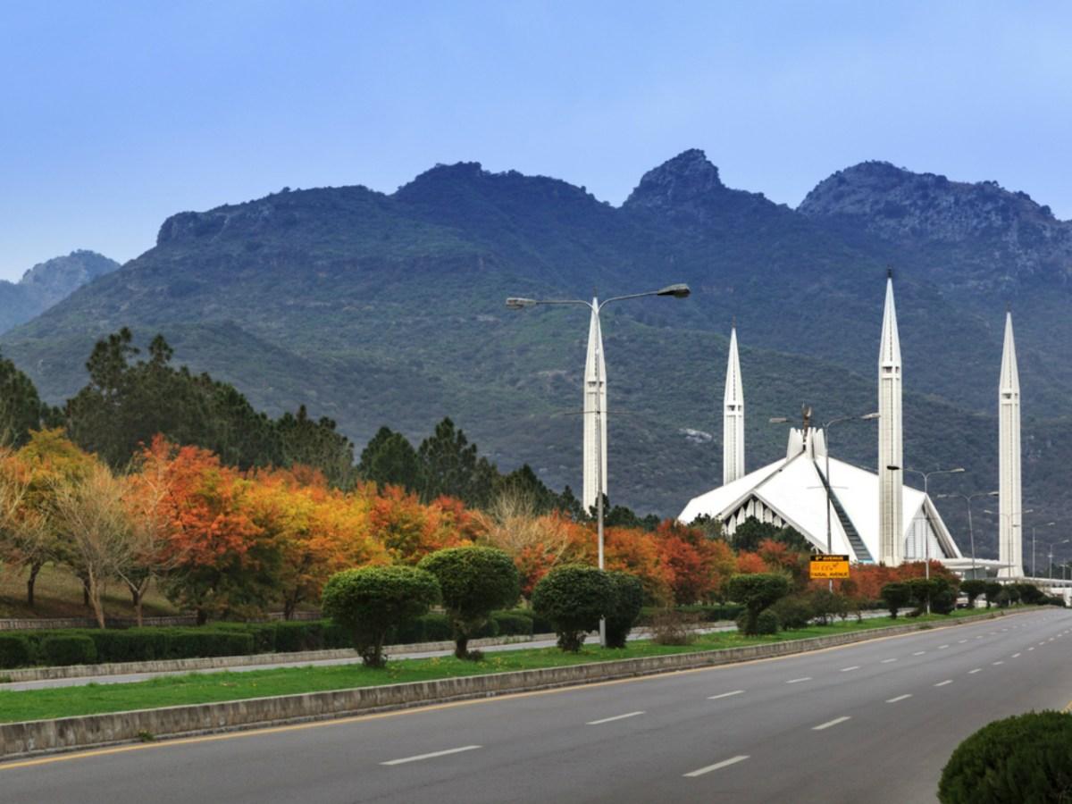 Islamabad, Pakistan. Photo by iStock.