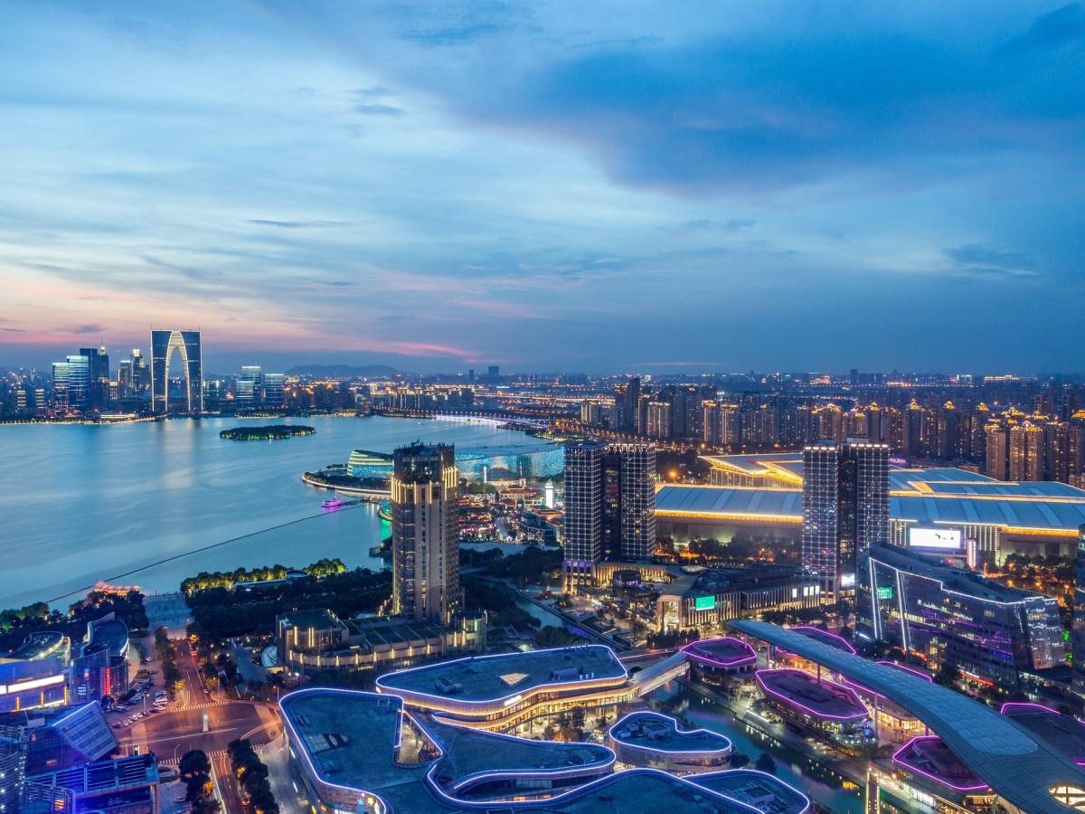 Suzhou city in Jiangsu province, China. Photo: iStock