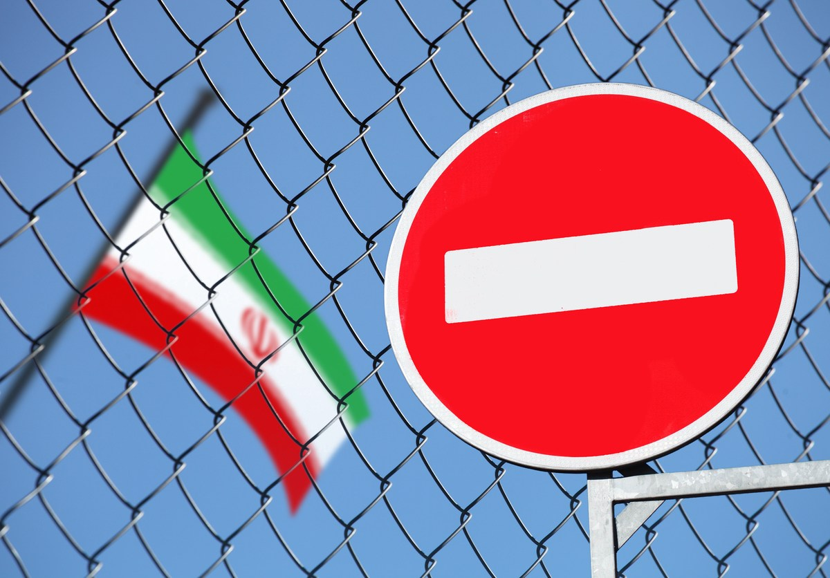 Iran sanctions.Photo: iStock