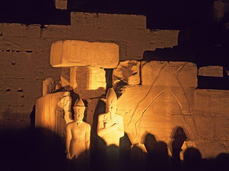 معبد الكرنك في مصر  الصورة: جاك سيربينسكي  / Aurimages