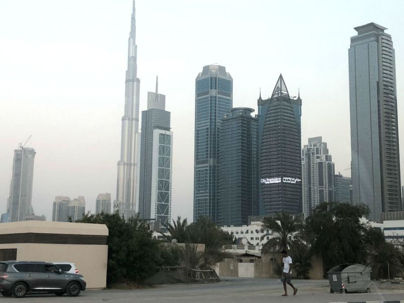 Dubai in the United Arab Emirates. Photo: Wikimedia Commons