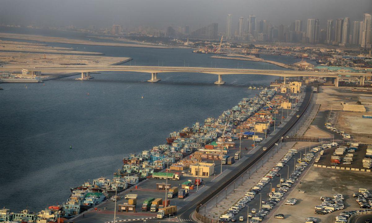 Dubai in the United Arab Emirates. Photo: Wikimedia Commons