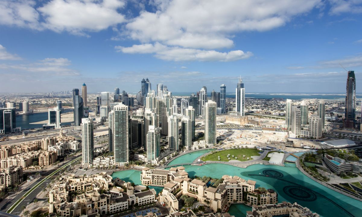 Dubai in the UAE. Photo: iStock