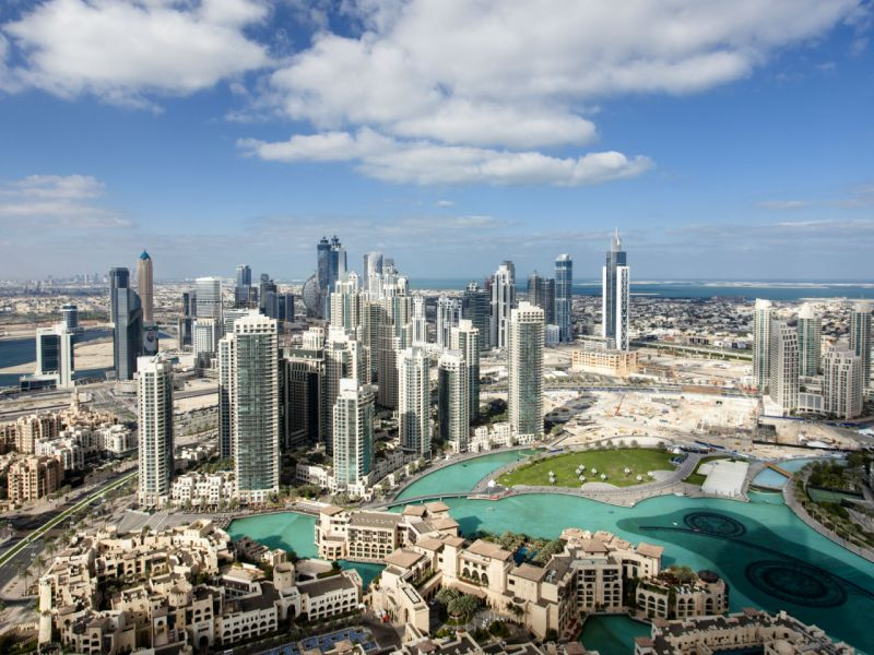 Dubai in the UAE. Photo: iStock