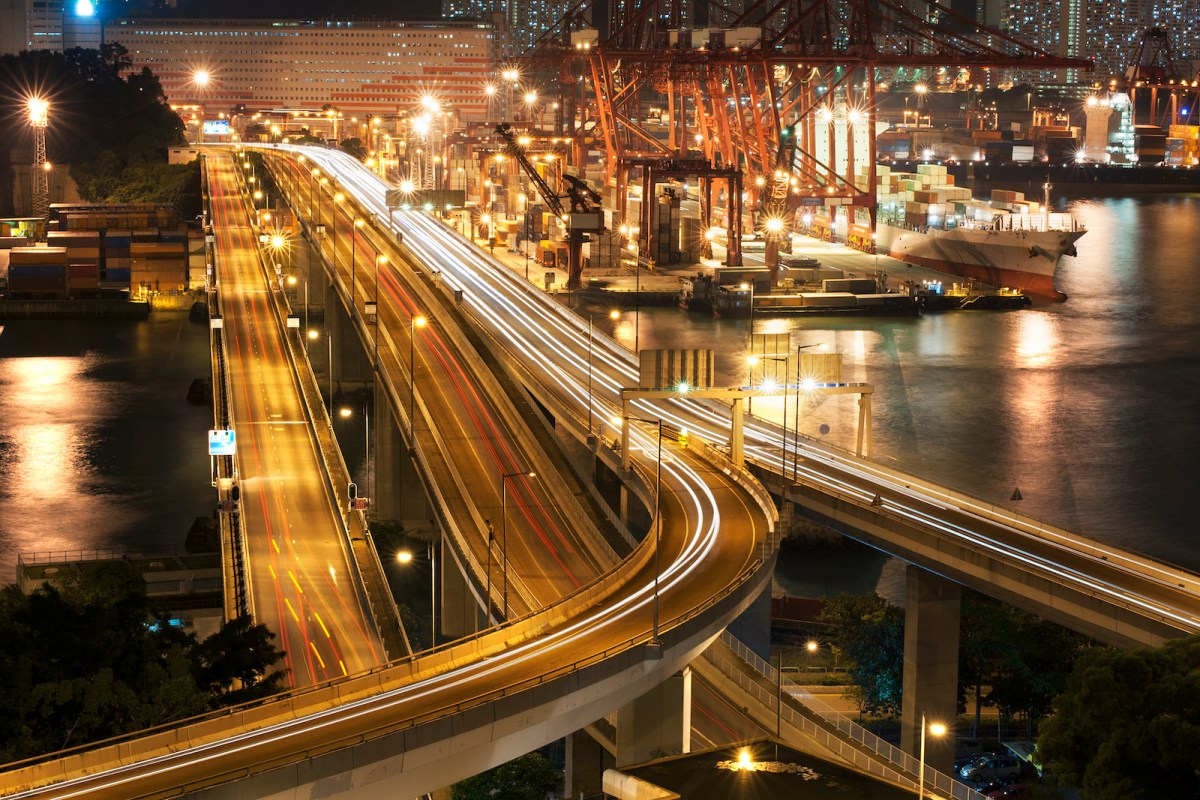 China has a passion of collecting ports across the world. Photo: iStock