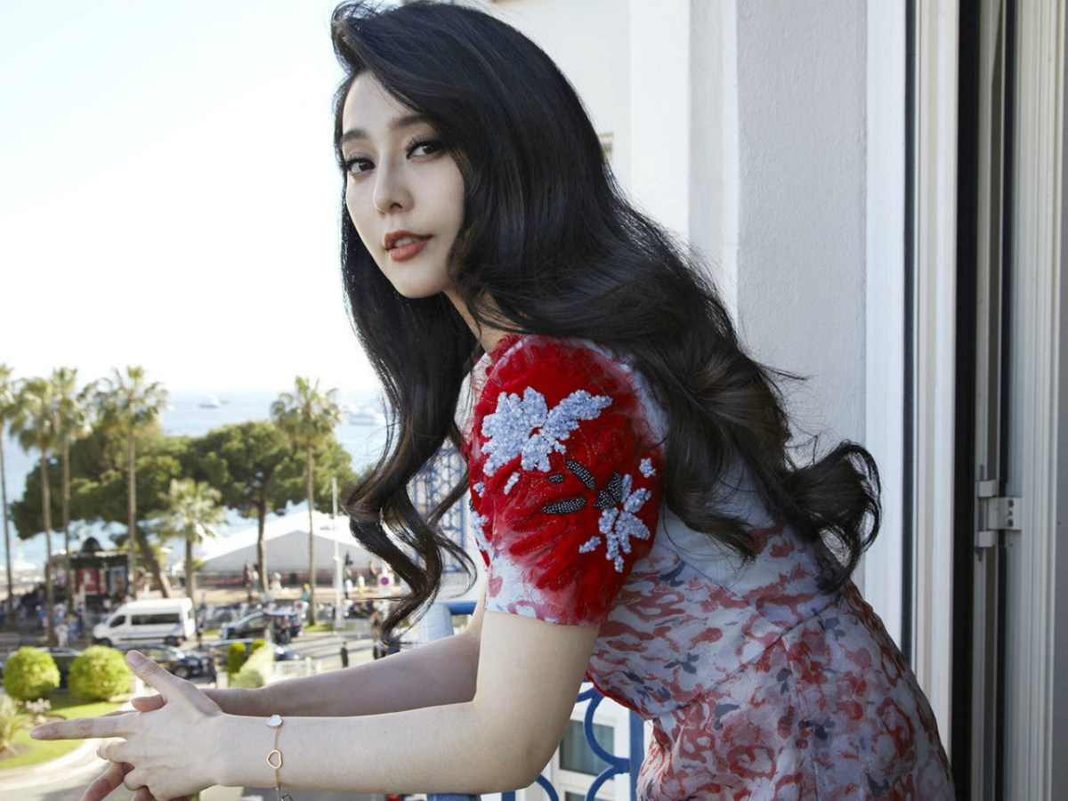 Chinese actress Fan Bingbing has admitted to underpaying tax but looks likely to avoid criminal punishment. Photo: Baidu