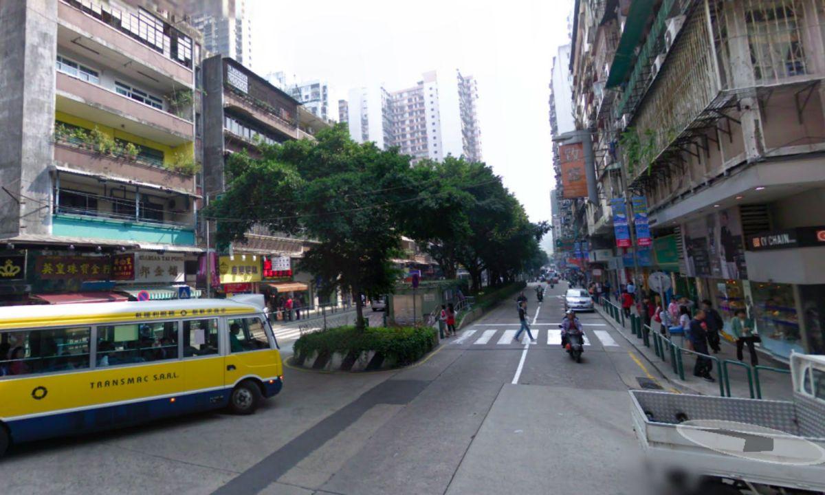 Macau. Photo: Google Maps
