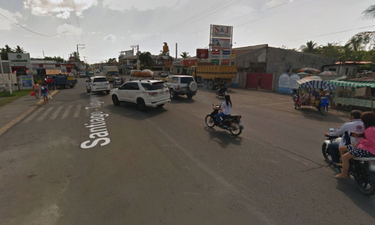 Roxas, Isabela province, in the Philippines. Photo: Google Maps