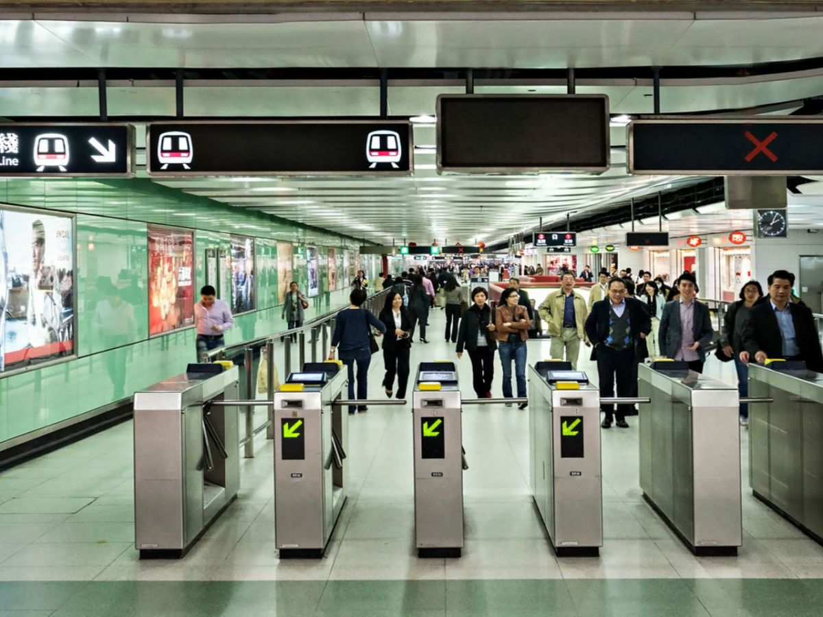 The Hong Kong MTR. Photo: iStock