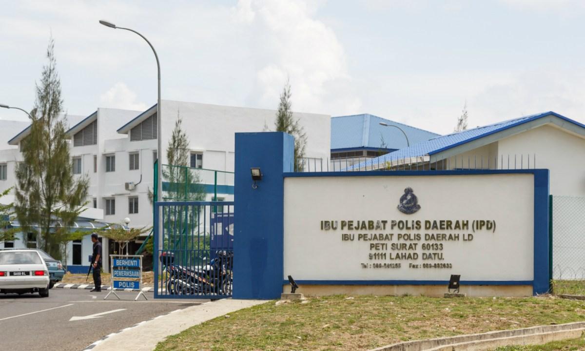 Kinabatangan district police headquarters in Sabah, Malaysia. Photo: Wikimedia Commons/Uwe Aranas