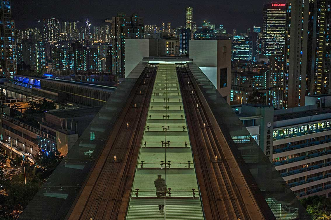 Image from Richard Mark Dobson's NEONOPOLIS exhibition currently showing in Hong Kong. All photographs copyright 2018 Richard Mark Dobson