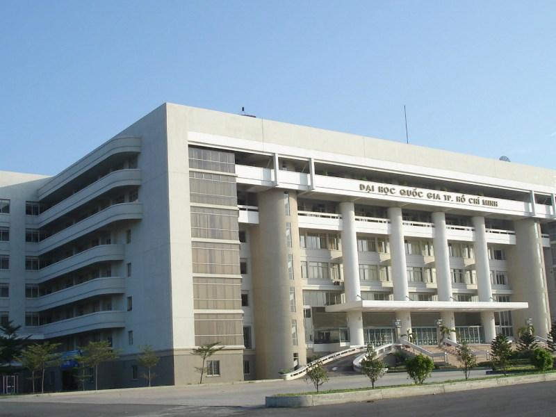 Vietnam National University–Ho Chi Minh City. Photo: Wikipedia