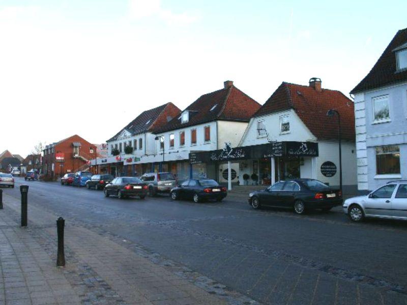 Padborg, Denmark. Photo: Wikimedia Commons