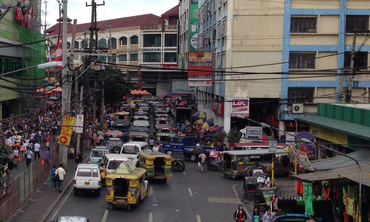 Carlo M. Recto Avenue in Manila, Philippines. Photo: Wikimedia Commons