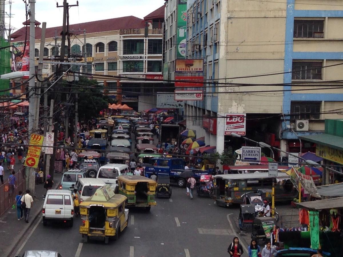 Carlo M. Recto Avenue in Manila, Philippines. Photo: Wikimedia Commons