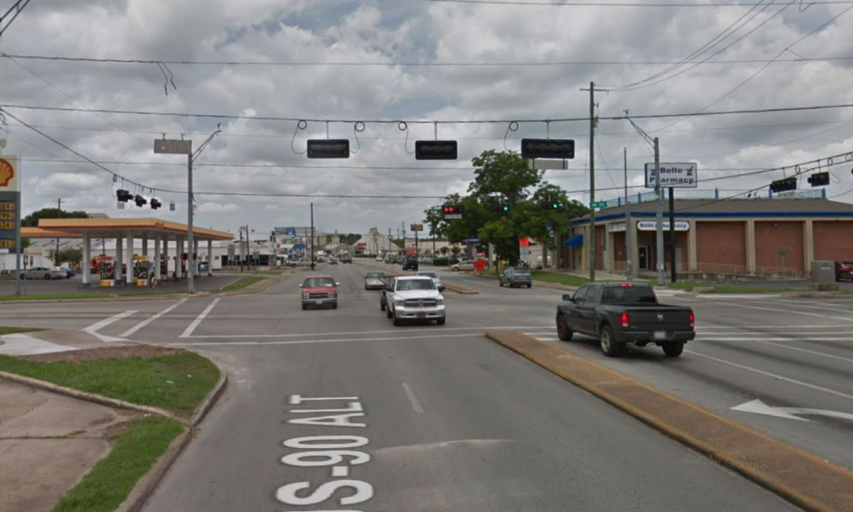 Richmond, Texas in the United States. Photo: Google Maps
