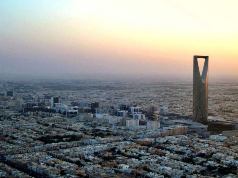 Riyadh, capital of Saudi Arabia. Photo: Wikimedia Commons