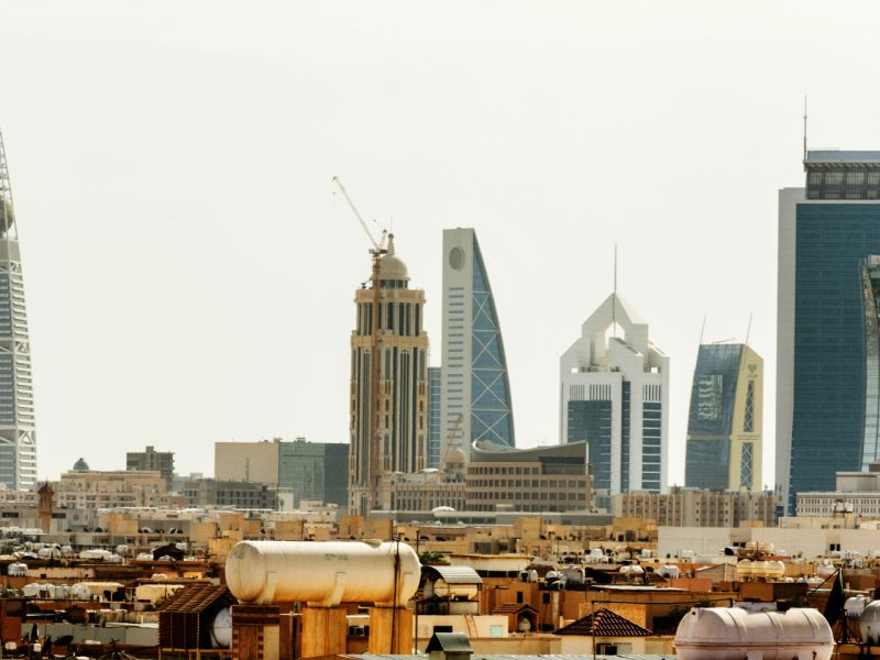 Riyadh, capital of Saudi Arabia. Photo: iStock