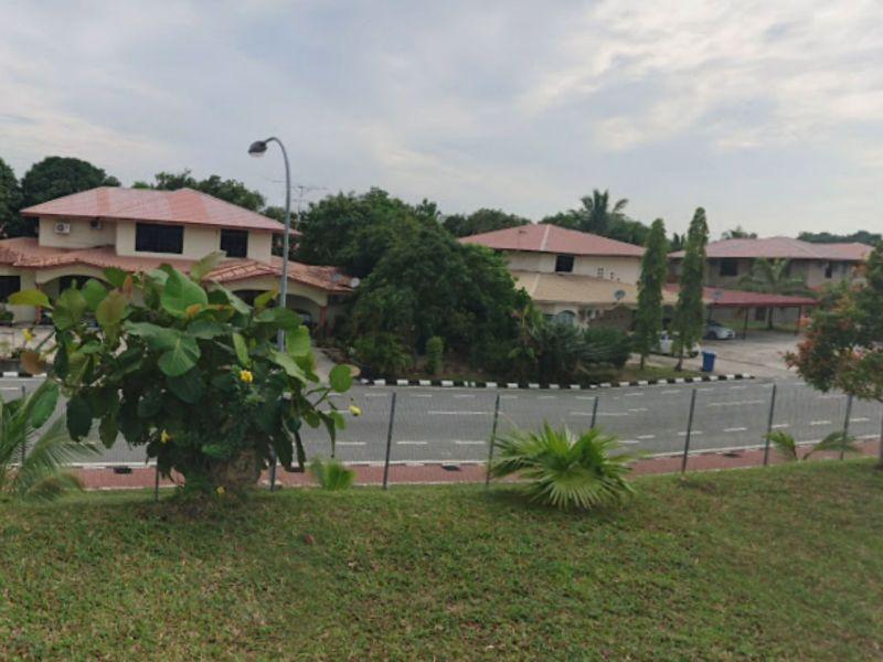 Kampung RImba in Brunei. Photo: Google maps