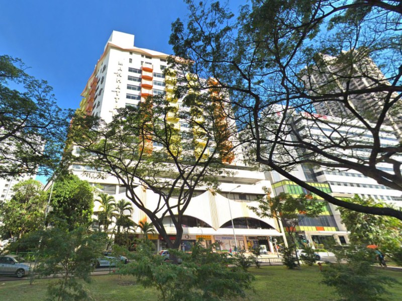 The service center of Adullam Life Counselling at Manhattan House, Singapore. Photo: Google Maps