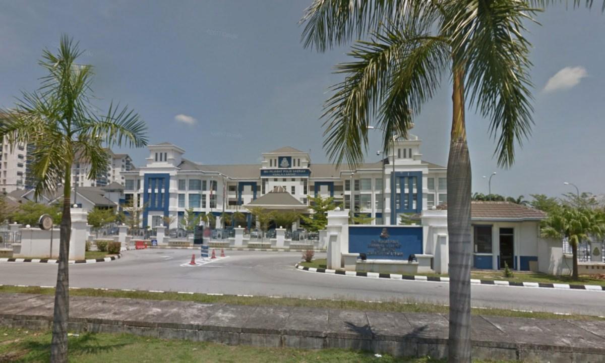 Kuala Langat District Police Headquarters, Malaysia. Photo: Google Maps