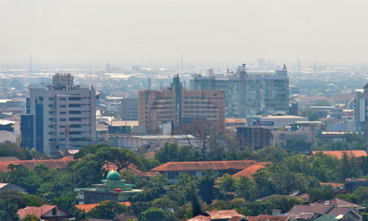 Semarang, Central Java in Indonesia. Photo: Wikimedia Commons